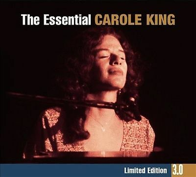 CAROLE KING The Essential 3.0 3CD BRAND NEW Best Of