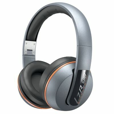 Magnat Magnat - LZR 588 BT Silver vs. Orange Bluetooth Kopfhörer