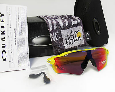 fe0ef84ed9 Brand New Oakley Radar EV Path Prizm Tour De France Edition Sunglasses  OO9208-43