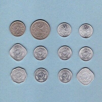 Pakistan - Coin Collection Lot #A - World/Foreign/Middle East