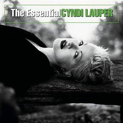 CYNDI LAUPER The Essential CD NEW Best Of Greatest Hits True Colours
