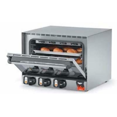Vollrath - 40703 - Cayenne® 1/2 Size Countertop Mini Convection Oven