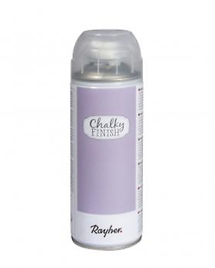 Rayher Chalky Finish Farbspray flieder 400ml