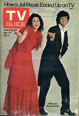 Donny And Marie Osmond Tv Guide