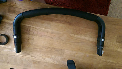 Bugaboo cameleon 3 / buffalo gated  Bumper Bar FREE UK POSTAGE some foam missing