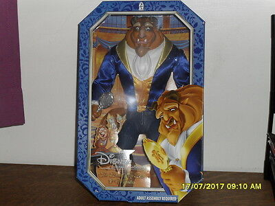 Disney Villians  Classic Collection - Beast Doll  -  Brand New In Box