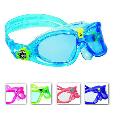 Aqua Sphere Seal Kid 2 Youth Swimming Goggles Masks - Childrens Kids Swim Goggle