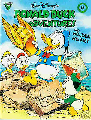 Gladstone Comic Album # 13: Donald Duck (Carl Barks)