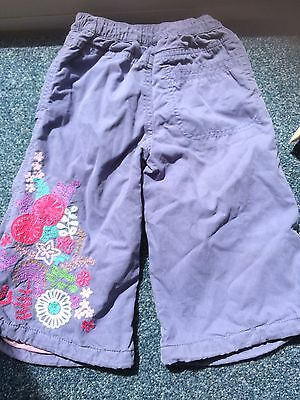 Boden Lined Trousers 12-18 Months