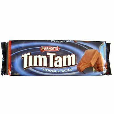 Arnotts Tim Tam Double Coat - Australian Chocolate - 200g