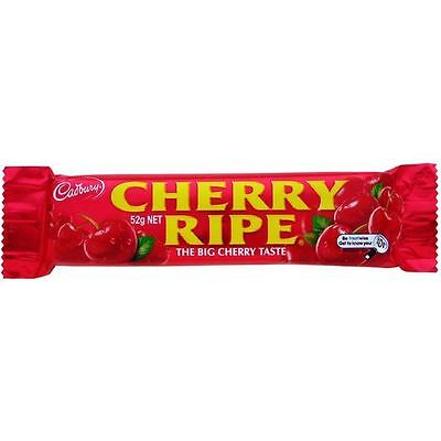 Cadbury Cherry Ripe Snack Bar - 52g