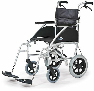 "Days Swift 16"" Attendent Propelled Wheelchair (Choose Size & Colour)"