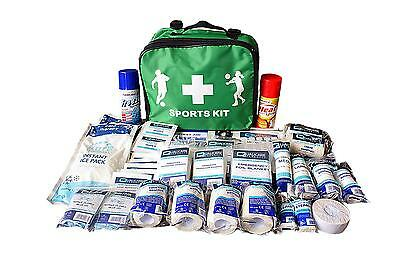 Qualicare Elite Touchline Sports First Aid Kit in Carry Bag