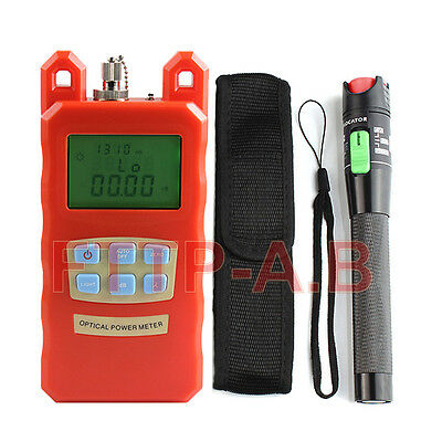 2017Red Fiber Optical Power Meter 25-30km 30Mw Visual Fault Locator Cable Tester