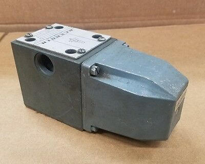 Rexroth Solenoid Directional Control Valve 4WE10D4.11/N/5