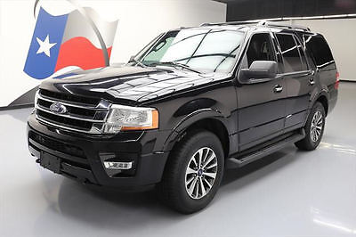 2016 Ford Expedition  2016 FORD EXPEDITION XLT 4X4 ECOBOOST 7PASS NAV DVD 50K #F21442 Texas Direct