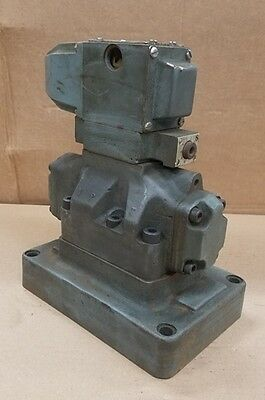 Rexroth Solenoid Directional Spool Valve 4WEH40HD8.1 / W110-60NS/5  - Z2FS10-2.1