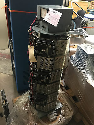 Powerstat Motorized Variable Auto Transformer 480VAC 3 Phase, 0-560VAC Out, 56A