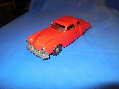 1952 Studebaker Coupe Amt Friction Drive Promo Model!!