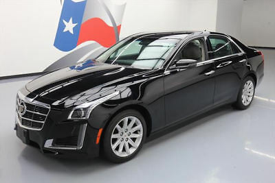 2014 Cadillac CTS Base Sedan 4-Door 2014 CADILLAC CTS4 2.0T AWD HEATED SEATS CUE BOSE 39K #130200 Texas Direct Auto