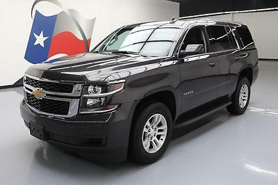 2017 Chevrolet Tahoe LT Sport Utility 4-Door 2017 CHEVY TAHOE LT 8-PASS HTD LEATHER NAV REAR CAM 16K #119846 Texas Direct