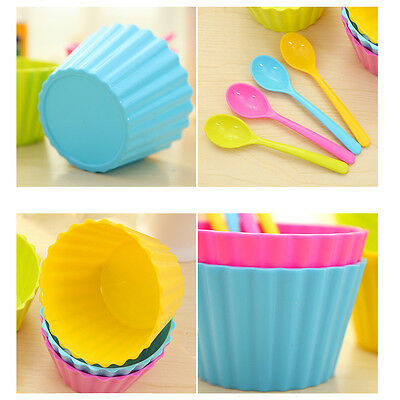 1PC kids ice cream bowls ice cream cup Couples bowl gifts Dessert