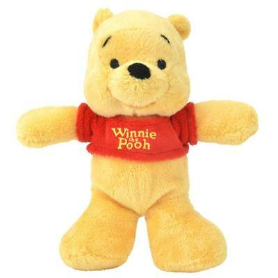 Winnie the Pooh - Disney Plush Figure - Soft Toy - Softwool Pooh 18cm