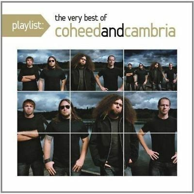 Coheed and Cambria - Playlist: The Very Best Of