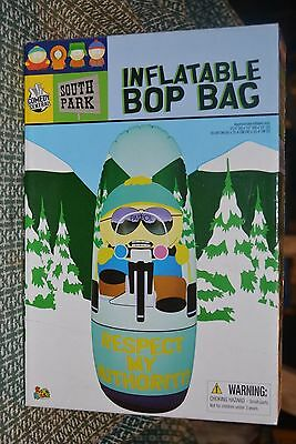 South Park Respect My Authority Inflatable Bop Punching Bag