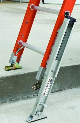 Louisville LeveLok LP-2220-01 Heavy Duty Swivel Ladder Leveler 375LB Cap 4623096