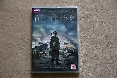 Dunkirk Dvd ( Bbc ) ( Arrow )   Brand New Sealed Genuine Uk Dvd