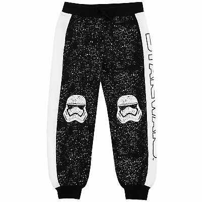 Star Wars Joggers | Boys Star Wars Stormtrooper Sweat Pants | Star Wars Trousers