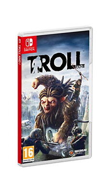 Troll and I (Nintendo Switch) [New Game]