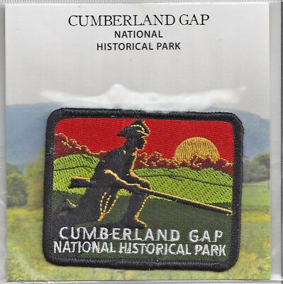 Cumberland Gap National Historic Park, Kentucky Souvenir Patch -
