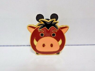 DISNEY PIN Pumbaa from The Lion King Tsum Tsum Edition Official Pin Trading 2016