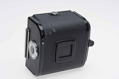Hasselblad A12 12-Button Roll Film Back Black                               #898