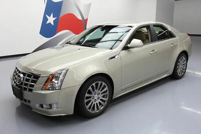 2013 Cadillac CTS Performance Sedan 4-Door 2013 CADILLAC CTS 3.6 PERFORMANCE NAV REAR CAM 32K MI #158991 Texas Direct Auto