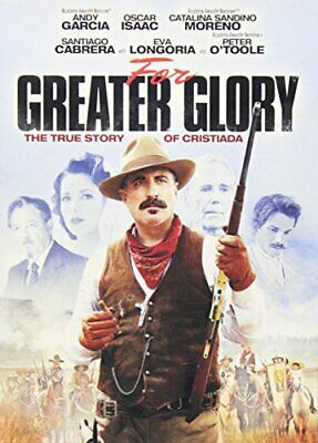 For Greater Glory (DVD, 2012) NEW