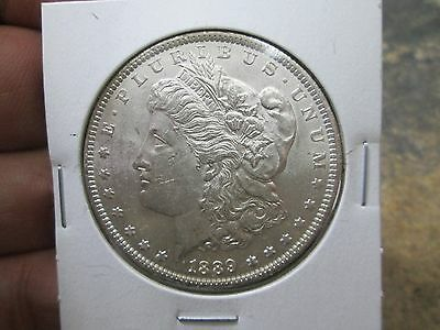 1889 Morgan Silver Dollar BU UNCirculated Condition