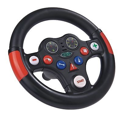 Big Racing Sound Lenkrad Wheel Zubehör für Big Bobby Car 56487