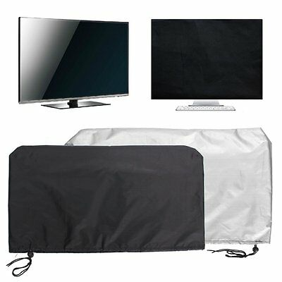 Computer Flat Screen Monitor Dust Cover LED PC TV 19-21 Inch Laptop Protectors