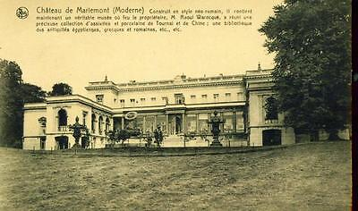 Mariemont  Chateau   Cpa 1966