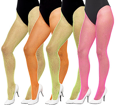 cad39cdb8752c ... Shredded Criss Cross Ripped Sexy Tights Fashion Lingerie. $8.87 Buy It  Now 7d 18h. See Details. Ladies Neon Yellow Pink Green Orange 80s 1980s  Eighties ...