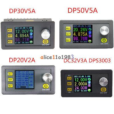 DP20V2A 30V5A 50V5A DPS3003 DC32V/3A Step down Programmable Power Supply Module