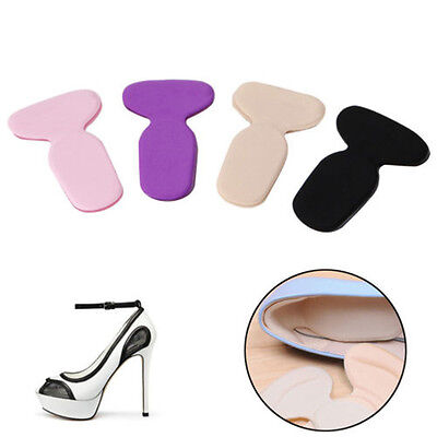 Silicone Gel High Heel Liner Grip Cushion Protector Foot Care Shoe Insole Pad
