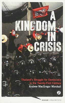 Andrew Macgregor Marshall ___ A Kingdom In Crisis __ Brand New __ Freepost Uk