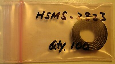 Avago RF Mixer/Detector Diode HSMS-2823, SOT-23, Qty.100