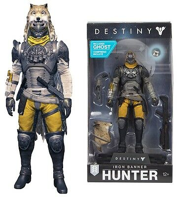 "Destiny Hunter Blacksmith Shader 7"" Figure Colour Tops McFarlane PRE-ORDER"