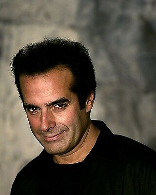 David Copperfield 8 x 10 / 8x10 GLOSSY Photo Picture
