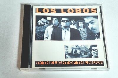Los Lobos - By The Light Of The Moon-Cd